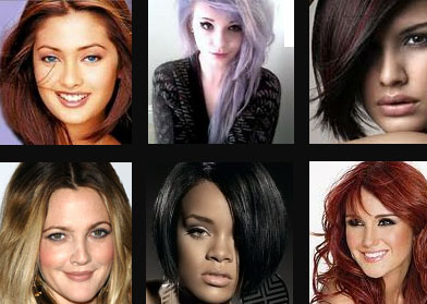 2012 Summer LA Hair Colors