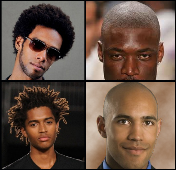 2012 Afro Men's Summer Hairstyles