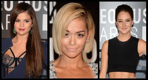 MTV Music Award Hair Styles