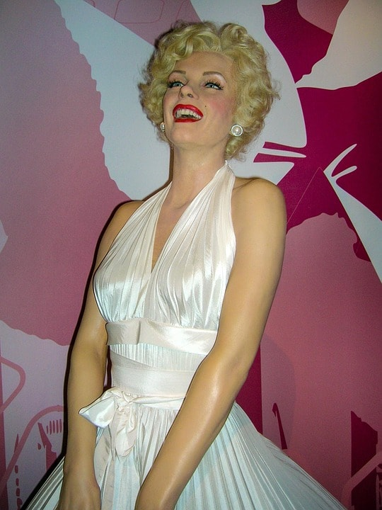 Marilyn Monroe's Fashion