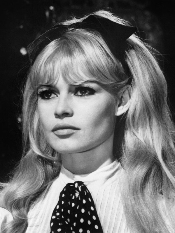 Bridget Bardot Fashion