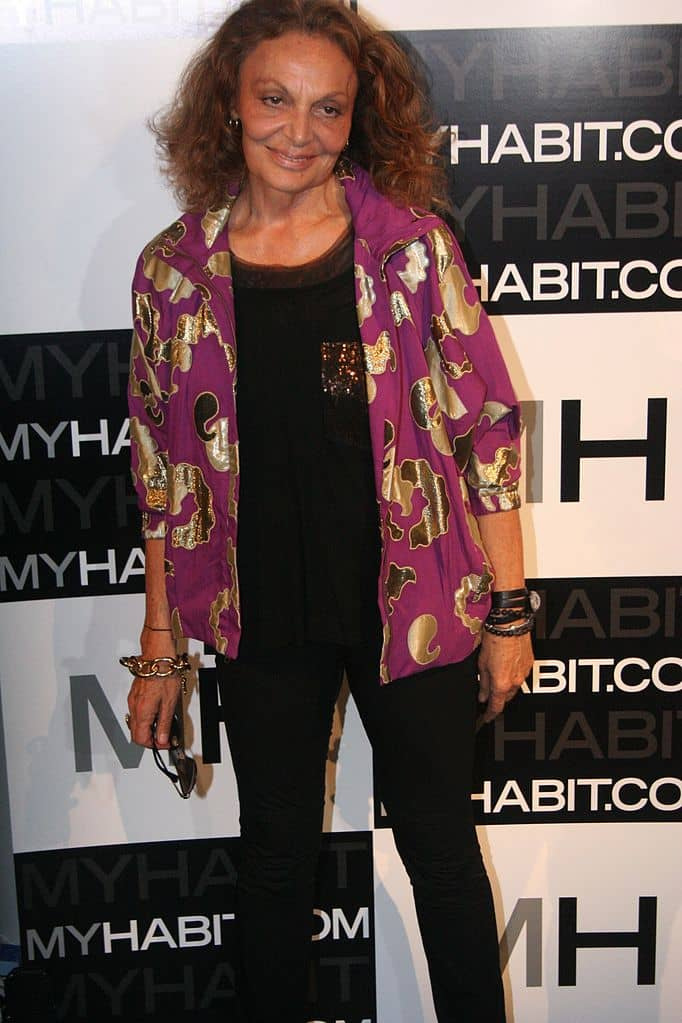 Diane Von Furstenberg Photo