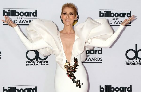 Meet the fashion queen Celine Dion